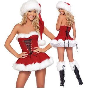 クリスマス サンタ コスプレ衣装のお店